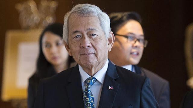 """""""Filipinas no busca guerra con China, sino proteger sus derechos"""""""
