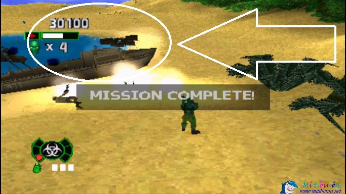 Descargar Army Men Omega Soldier (PS1 + Emulador para PC) - Mega