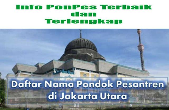Pesantren di Jakarta Utara