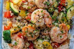 Shrimp Cauliflower Fried Rice Recipes