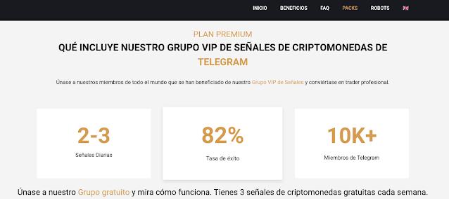 Encontrar mejores avisos trading de criptomonedas en grupos de Telegram