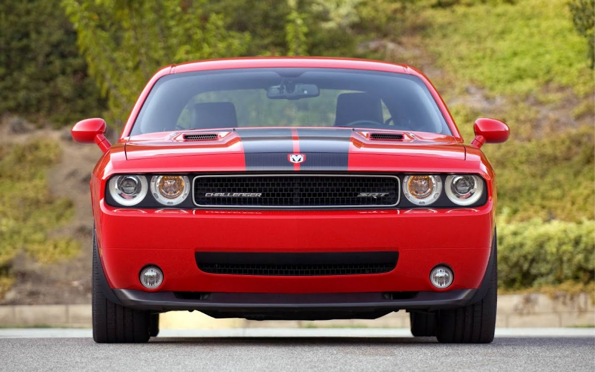 Dodge Challenger Widescreen HD Wallpaper