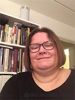 Gro Jeanette Nilsen, mai 2020.