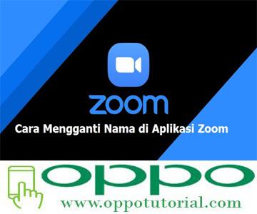 Cara Mengganti Nama di Aplikasi Zoom`2