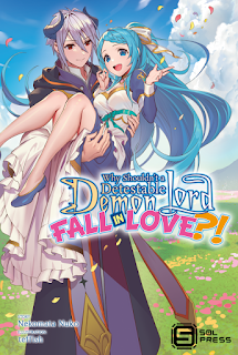 Download Novel Why Shouldn't a Detestable Demon Lord Fall in Love?!