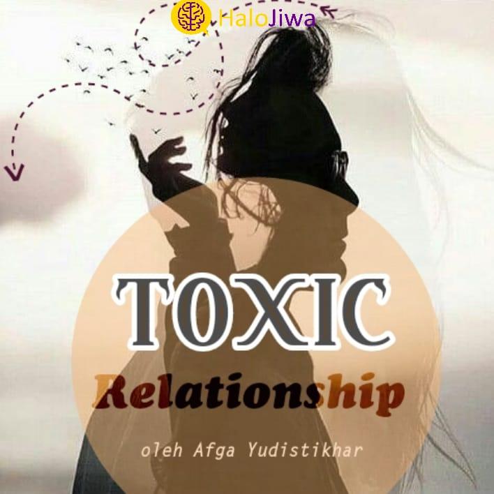 SENYUM MALAIKAT: METAFORA TOXIC RELATIONSHIP