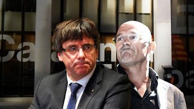 España, cataluña, exterior, generalidad, difamar, derroche