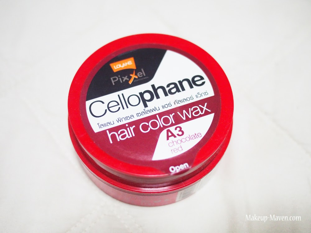 Hair Care Week Day 7 Cellophane Kit Product Review