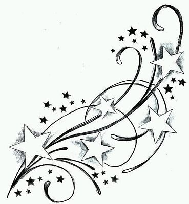 Estrellas Para Tatuar Simple Tatuajes Estrellas With Estrellas Para