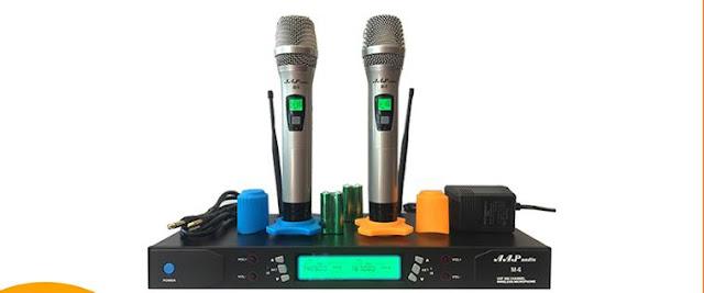 Micro karaoke AAP M6