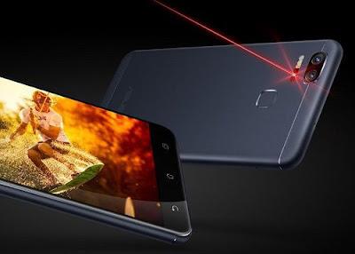 Spesifikasi Asus Zenfone 3 Zoom ZE553KL