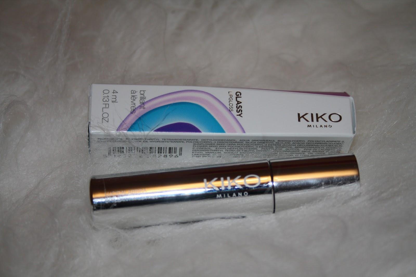 KIKO Glassy Lipgloss
