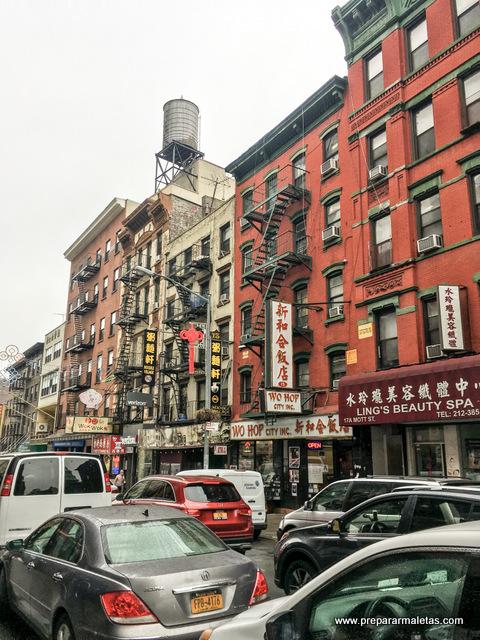 que ver en chinatown nueva york