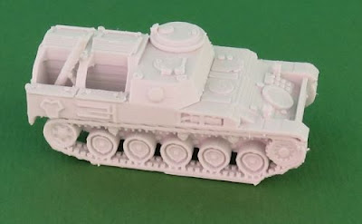 French AMX-VCI Mortar Carrier picture 1