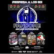 Fandome Arcade Experience