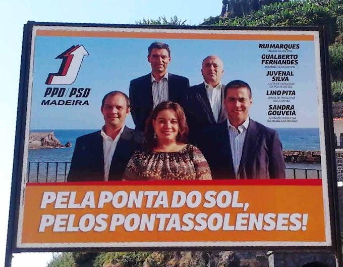 Pela Ponta do Sol, pelos Pontassolenses!
