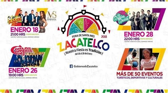 Feria Zacatelco 2018