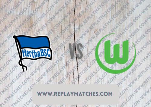 Hertha Berlin vs Wolfsburg -Highlights 21 August 2021