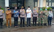 "Polres Melawi Melaksanakan Apel Gelar Pasukan ""Operasi Ketupat Kapuas 2021"""