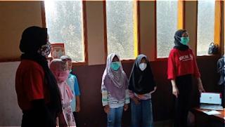 PRESS RELEASE : Kegiatan Hari Pertama Pengajaran Komunitas Kakak Asuh Jatinangor