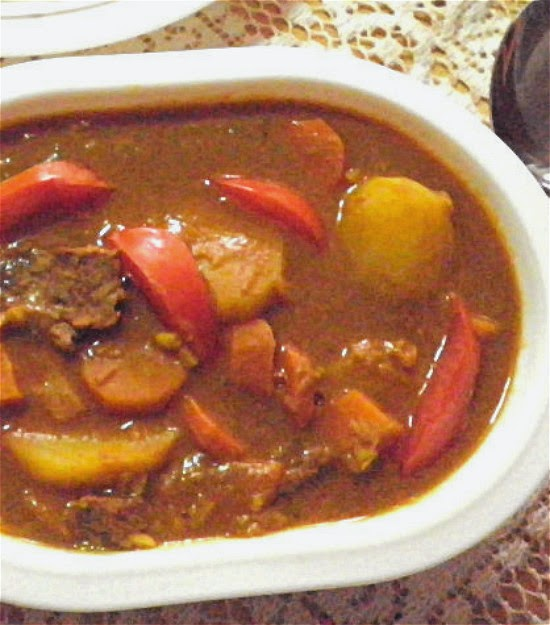 Mutton Recipe  @ http://treatntrick.blogspot.com