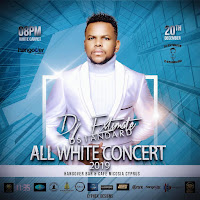 This December experience the biggest All White Concert from Award winning Djextimate Dstandard