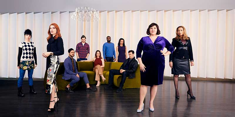Dietland Cast Promotional Picture