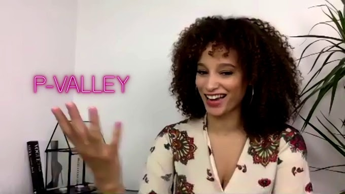 Entrevista a Elarica Johnson, actriz de 'P-Valley'