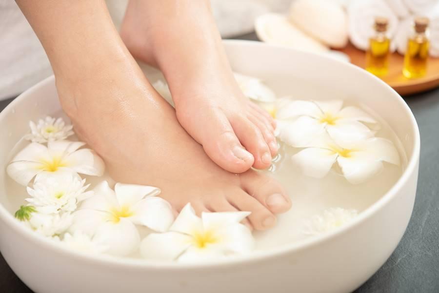 Previene enfermedades en los pies