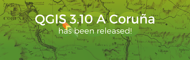 How To Download QGIS 3.10 A Coruna version Nov. 2019 for Windows (32 - 64bit)