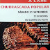 🍴 Churrascada Popular A Laxe | 21sep