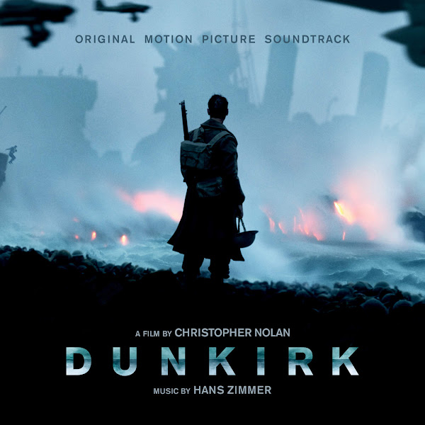 Hans Zimmer - Dunkirk: Original Motion Picture Soundtrack Cover
