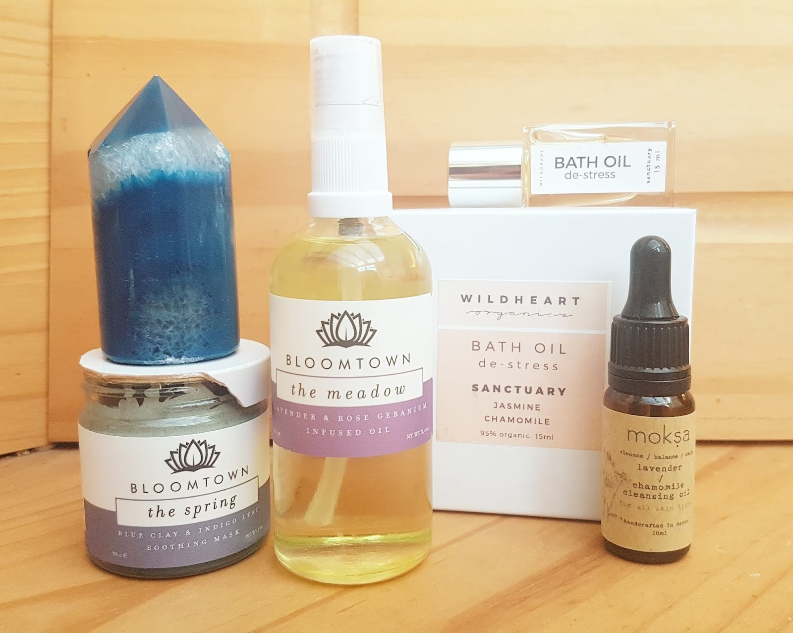 Stars & Sage subscription box January 2019 products