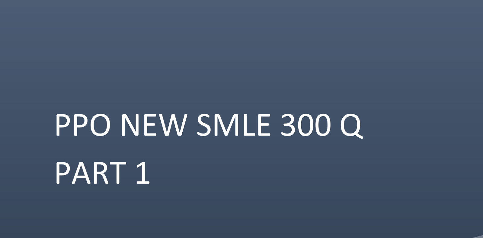 """SMLE Questions from August October ظ""""ظ'ط·ط© ط§ظ""""ط´ط§ط´ط© ظ،ظ¤ظ£ظ©-ظظ¢-ظظ، ظپظٹ ظ¨.ظ،ظ،.ظ£ظ§ ظ….png"""