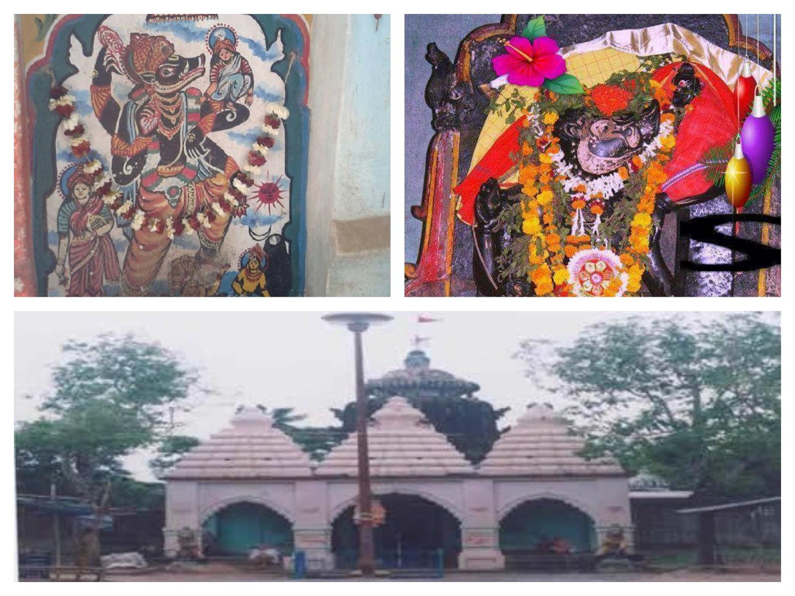 Baraha Dwadashi in Laxmi Baraha Temple,  Kendrapara
