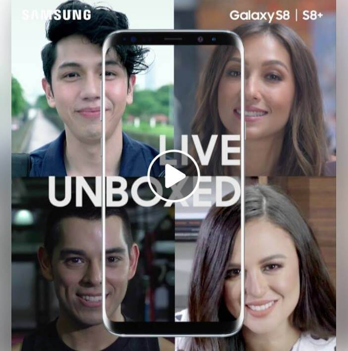 Samsung Live Unboxed Campaign Reveals 4 Inspiring Stories