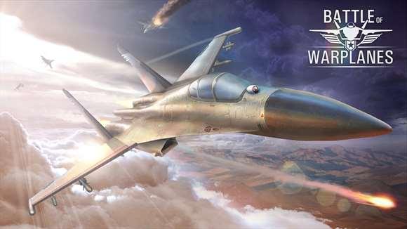 Battle of Warplanes cho Windows 10 Pcs Không chiến 3D trực tuyến