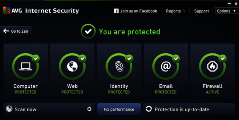 avg internet security 2018 license key 2020