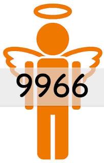 エンジェルナンバー 9966