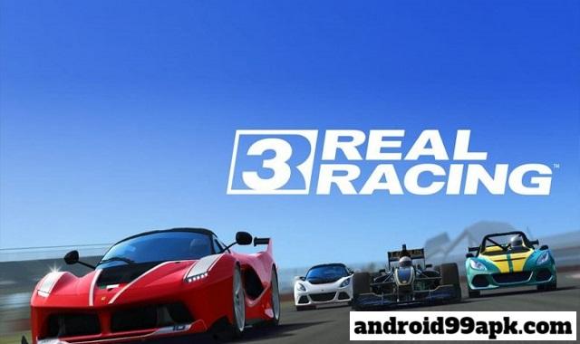 لعبة Real Racing 3 v8.6.0 مهكرة (بحجم 30 MB) للأندرويد