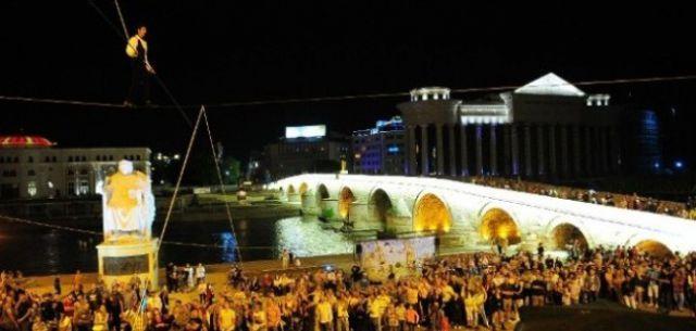 Skopje hosts 2017 Buskerfest
