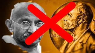 पांच बार नामित करके भी इस वजह से महात्मा गांधी को नहीं मिला नोबेल और जब मिलनेवाला था तब हुयी यह दुर्घटना