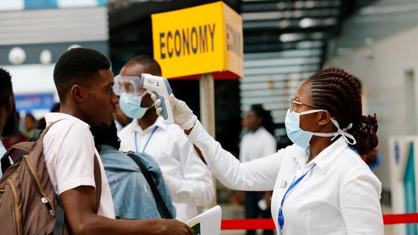 """فيروس كورونا يقتحم دولتين """"جديدتين"""" في أفريقيا"""