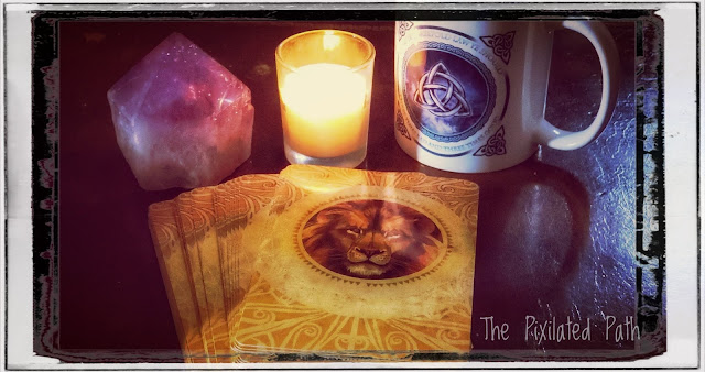 Friday Morning Divination & Coffee at The Pixilated Path