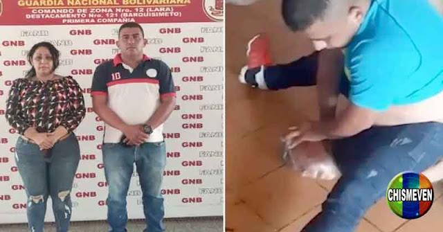 GNB detenido por intentar asfixiar con una bolsa a un ladrón de reprodutores