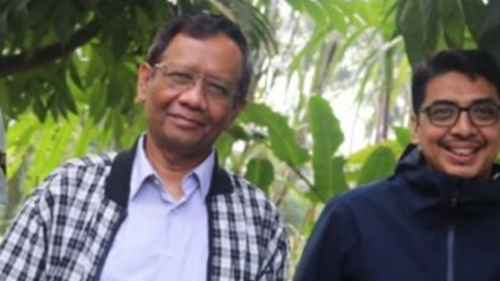 Mahfud MD Minta Zainal Arifin Mochtar Berhenti Marah-marah Sejenak