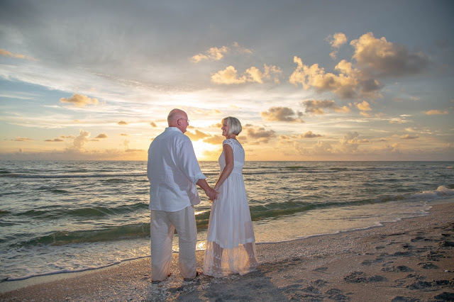 Intimate Destination Wedding | Captiva Island Wedding