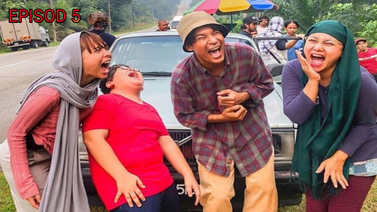 Tonton Drama Kampung People 2 Episod 5 (Lestary TV3)