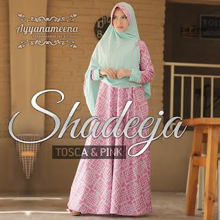 Ayyanameena Shadeeja Tosca-Pink