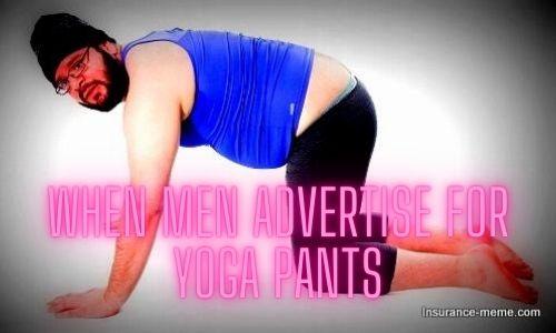 meme yoga pants